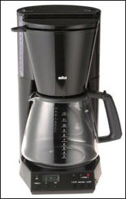 Braun Coffee Maker Repair Guide : braun replacement coffee pot